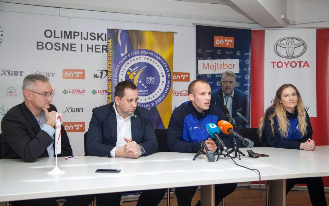 Evropsko taekwondo prvenstvo u Sarajevu između koronavirusa i razumijevanja bh. vlasti