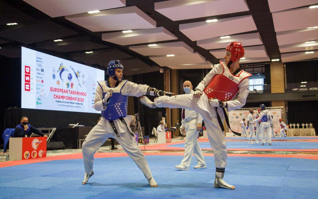 Počelo Evropsko prvenstvo u Taekwondou za seniore, Srbija najbolja u ukupnom poretku