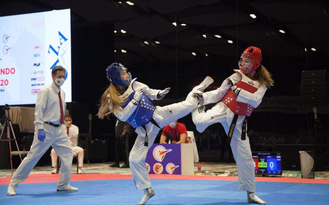 Bh. takmičarke osvojile četiri medalje posljednjeg dana evropskog prvenstva u Taekwondou
