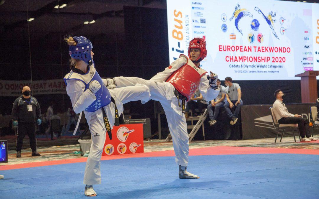 Francuska najbolja na Evropskom prvenstvu u Taekwondou za seniore i seniorke