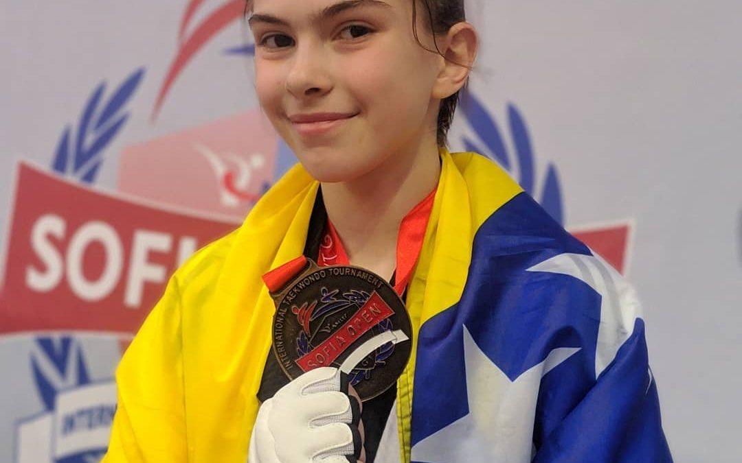 Ada Avdagić rangirana na prvo mjesto WTE liste