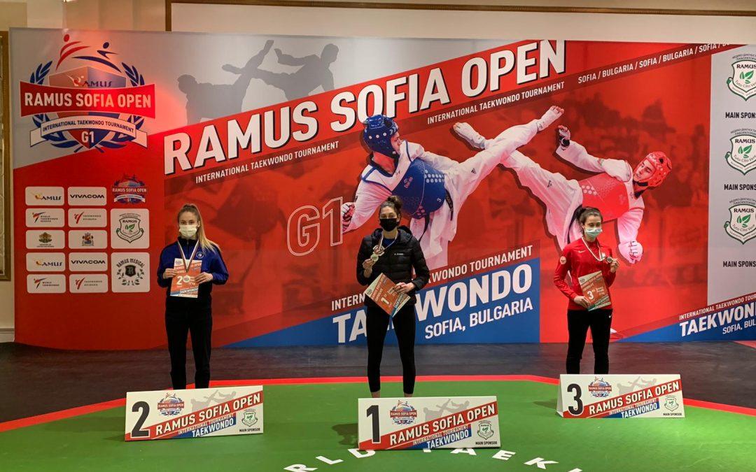 Štetić bronzana na turniru G1 u Sofiji, Husiću malo nedostajalo za medalju