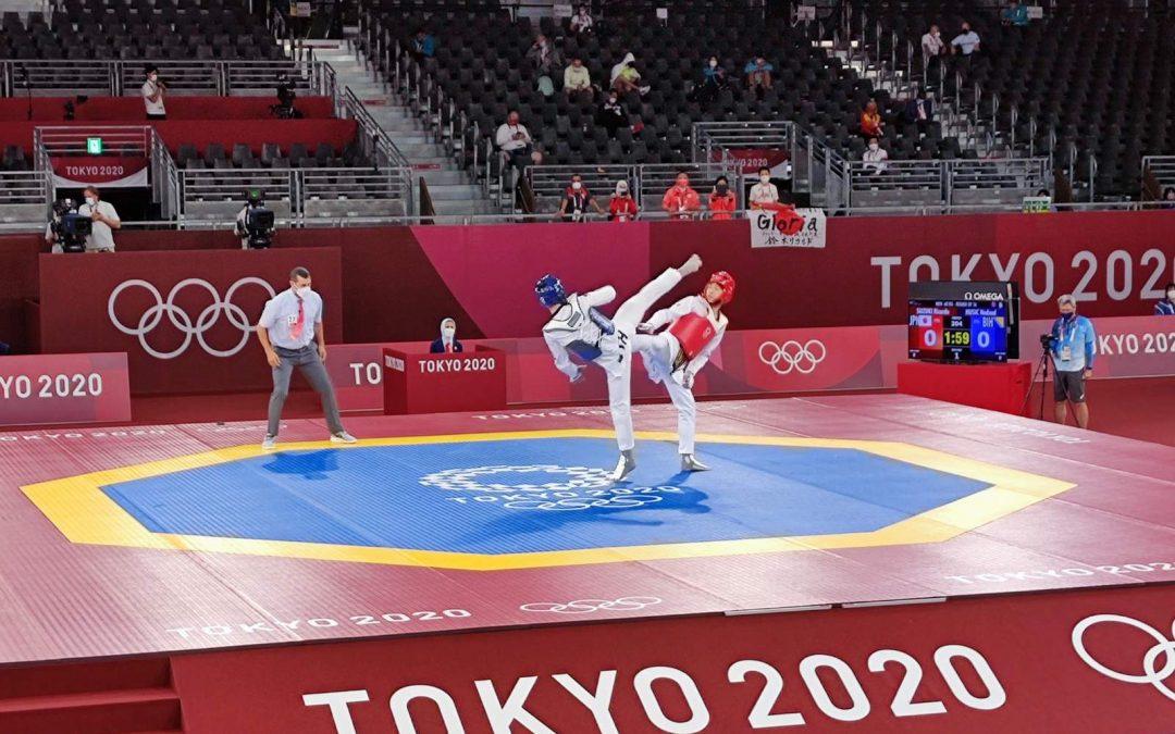Nedžad Husić ispisao historiju bh. sporta na Olimpijskim Igrama