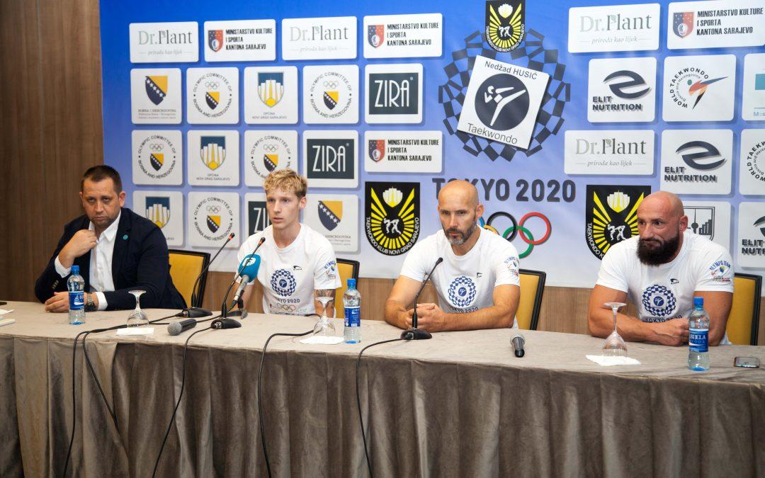 Nedžad Husić u pohodu na prvu medalju za BiH na Olimpijskim igrama