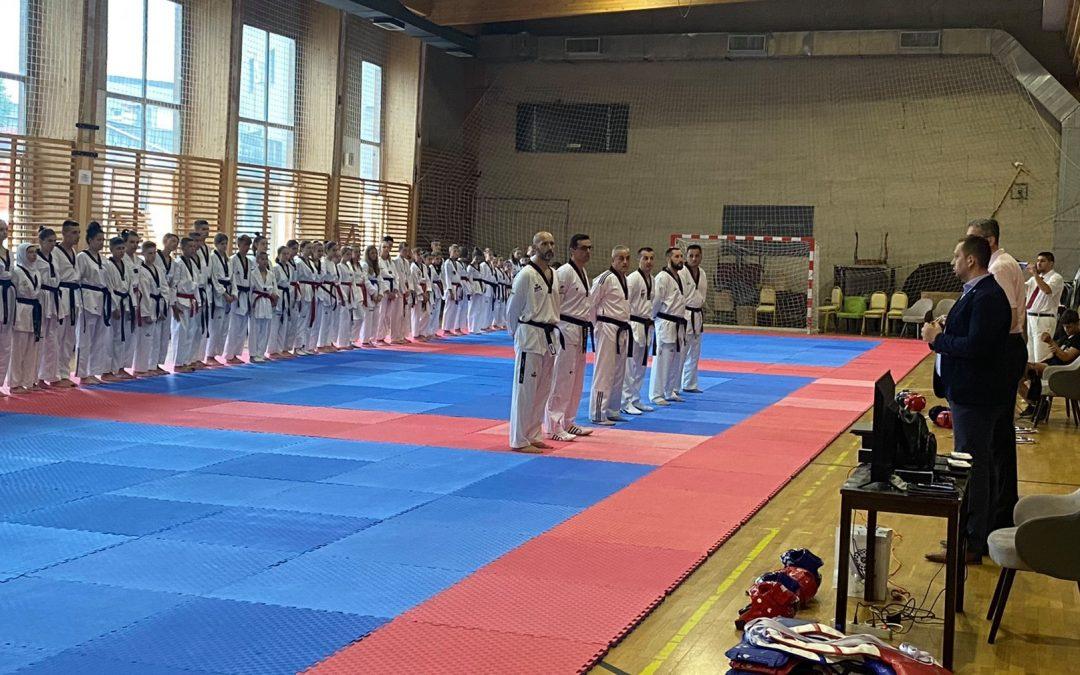 Počele pripreme Taekwondo reprezentacije BiH